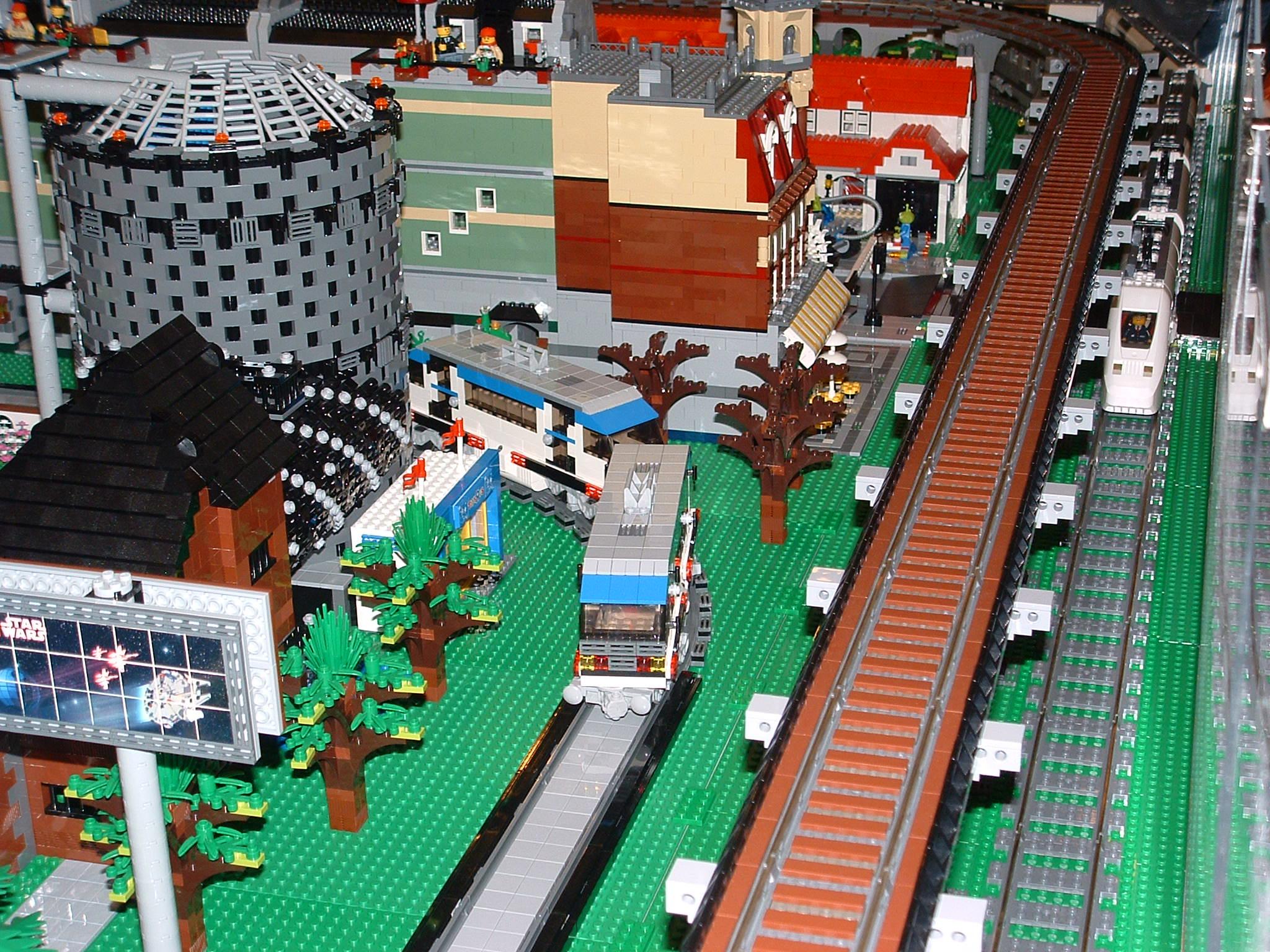 Christmas Tree Trains Sets