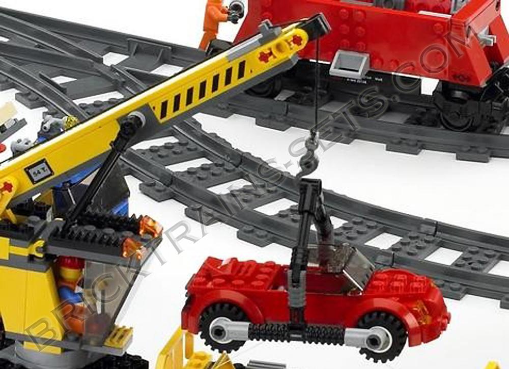 Brick Trains Sets Part 8