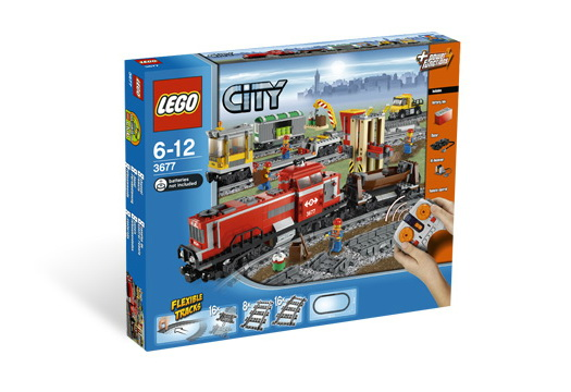 Red Cargo Train Lego Shop Legocom Home