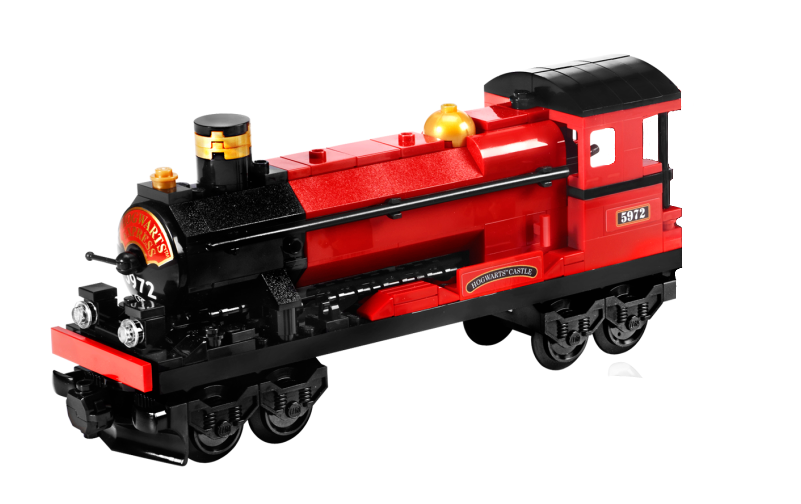 Lego Hogwarts Express Stickers Bahuma Sticker