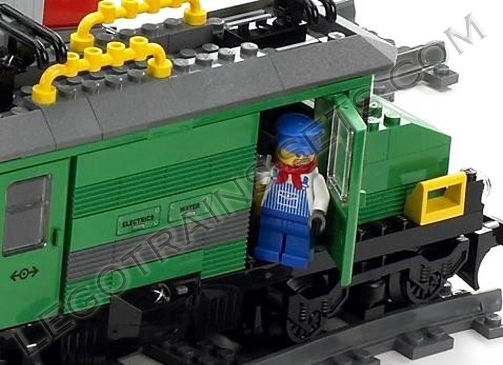Lego 7898 Cargo Train Deluxe Bricktrains Sets