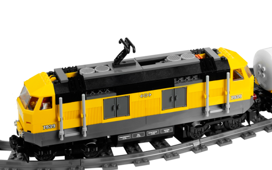 Lego City Passenger Train Instructions 7897